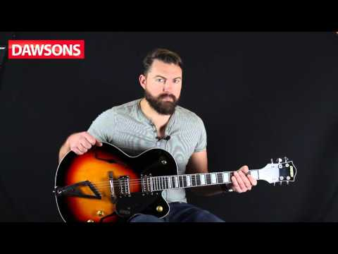 Gretsch 2420 Streamliner Review