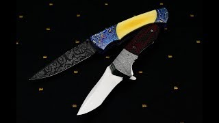 Maker Spotlight: Tuch Knives. When I think about you I Tuch myself