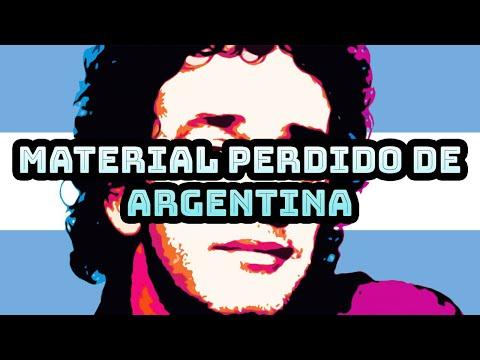 Material perdido de Argentina | Lost Media