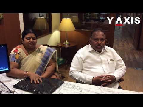 Bilakanti Venkat Nagesh UK Visit visa PC Jyothi Reddy