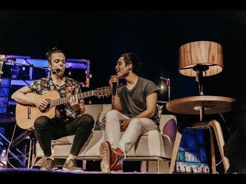 GABRIEL NANDES - Beija Eu + Bem Que Se Quis ft Bruno Gadiol Ao Vivo cover Marisa Monte