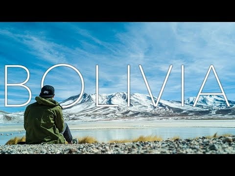 Traveling Bolivia 2017