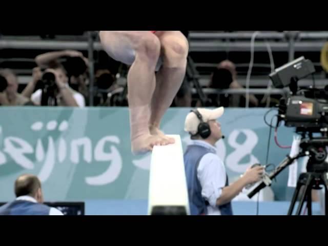 Raising an Olympian  ALICIA SACRAMONE