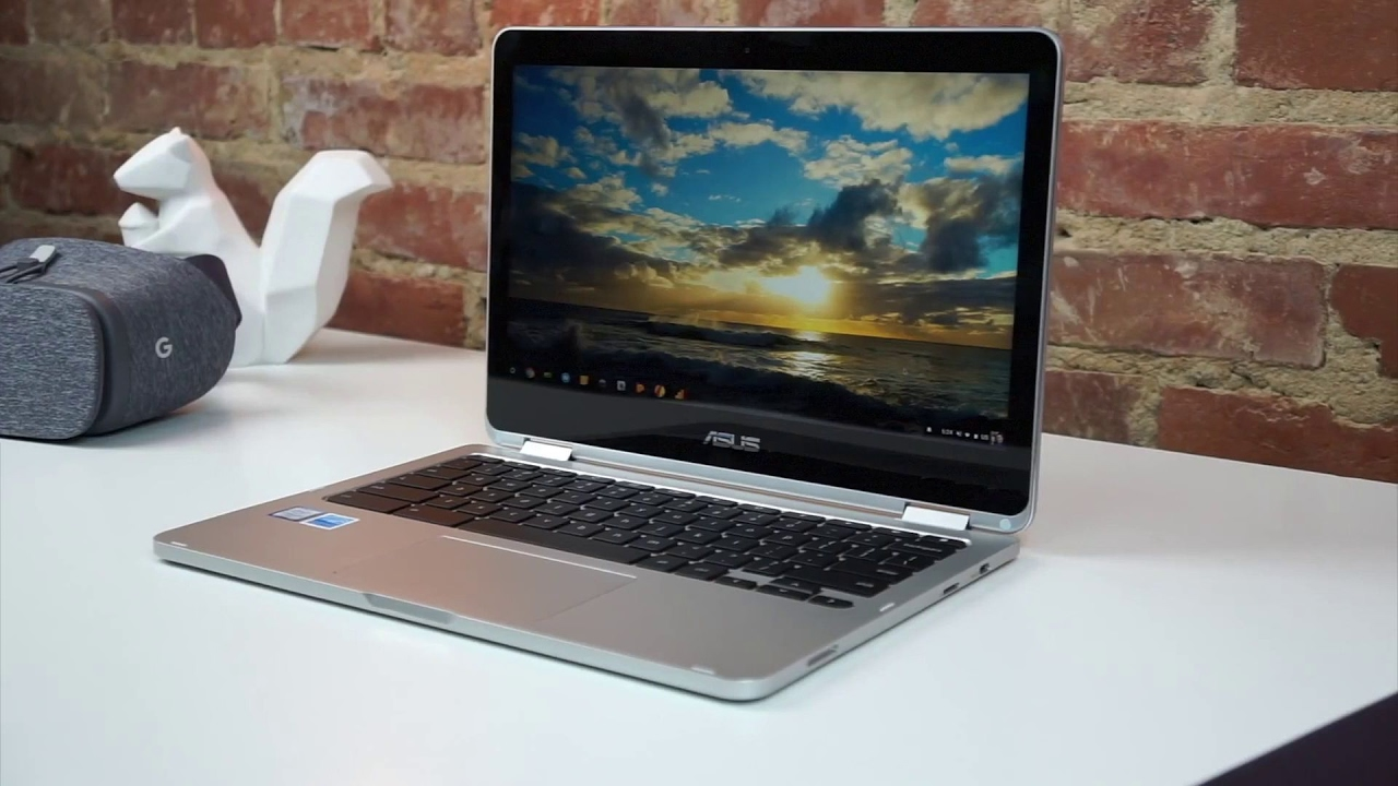 Asus Chromebook Flip C302 — Review #1 / Обзор #1 [HD]