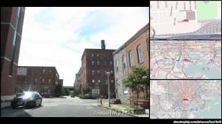 Baltimore Beltway (Baltimore, MD) to Creek Aly (Maryland) via Arbutus