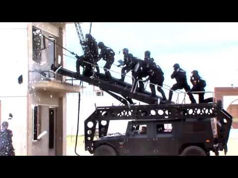 El GEO de la Policía Nacional, 35 años de acción en la élite de la seguridad