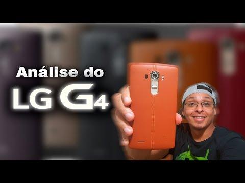 Review (Análise) LG G4, o que eu gostei e o que eu não gostei!