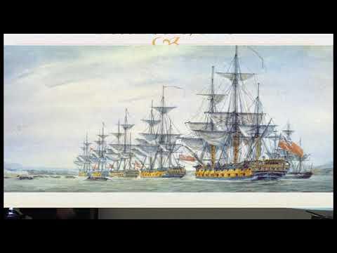 Life on Aquidneck Island During the Revolution 8-8-17