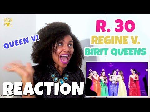 R. 30 - Regine Velasquez, Angeline, Julie Anne, Aicelle, Jona, Morissette | M-ANGEL REACTION