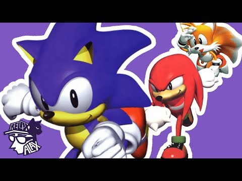 Sonic R Deserved Better -  RelaxAlax