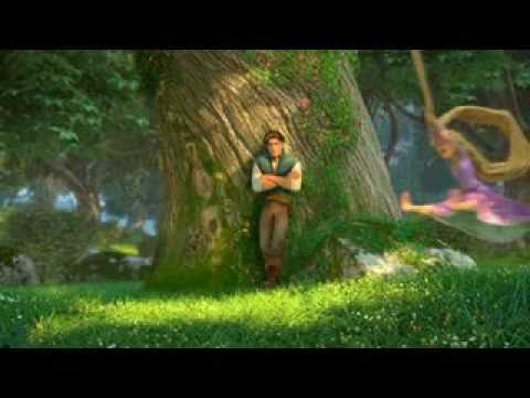 Tangled; Rapunzel & Flynn - The Great Escape.