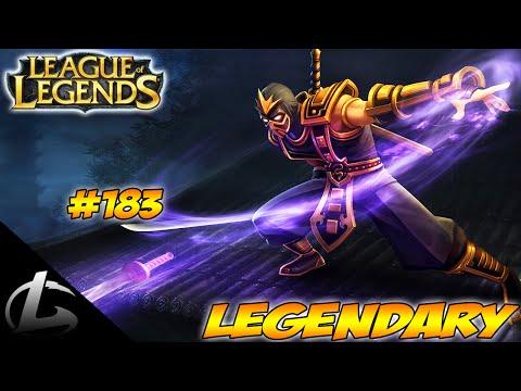 League Of Legends - Gameplay - Shen Guide (Shen Gameplay) - LegendOfGamer