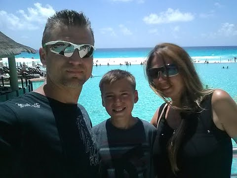Family Vacation Cancun 2015