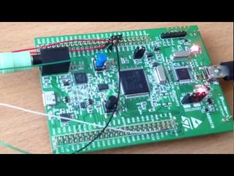 mp3 player with SD card via STM32F4 Discovery