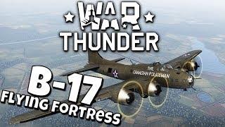 B-17 Flying Fortress - War Thunder - Arcade & Realism