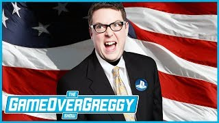 Ask Greg Miller Anything - The GameOverGreggy Show Ep. 205 (Pt. 4)