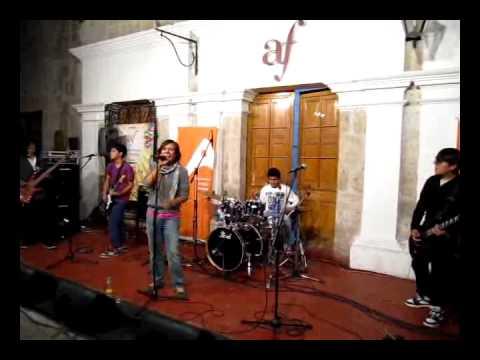 Alianza Francesa dia de la musica rock