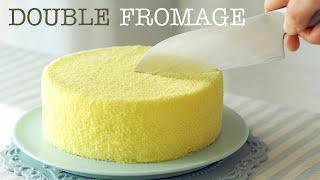 상큼한 레몬 더블 프로마쥬 최고의 치즈케이크 /Lemo…