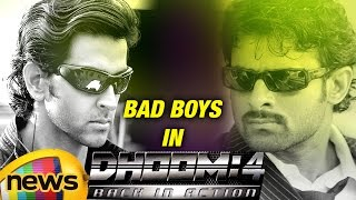 Baahubali Star Prabhas And Hrithik To Play Bad Boys In Dhoom 4 | Mango News