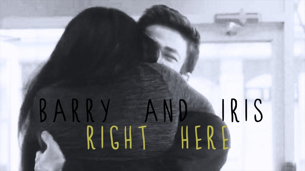 Barry Iris I Love You Iris 1x10 Youtube