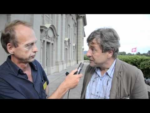 Kurt Imhof zur Auslandberichterstattung der CH Med...