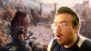Horizon: Zero Dawn - Reveal Trailer REACTION [Sony E3 2015 Conference]