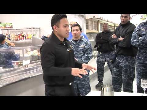 Fleet Activities Yokosuka 3rd Annual Chopped Competition