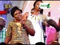 diana osei at Adom TV, gospel rock show