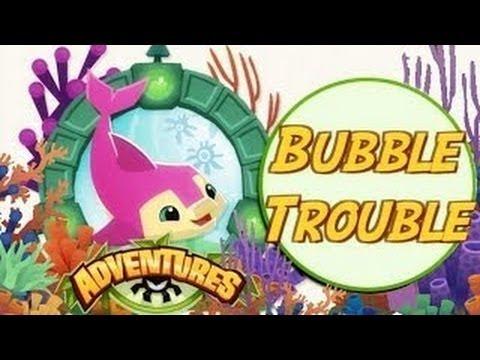 BUBBLE TROUBLE 2 REBUBBLED