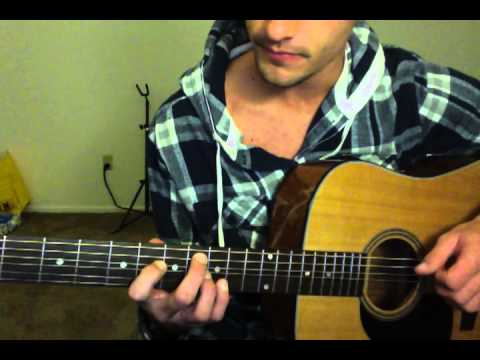 Latch- Disclosure Guitar Tutorial - YouTube