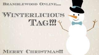 Winterlicious TAG!!!