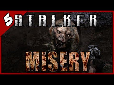 Прохождение STALKER MISERY 2.1.1 ► Ночные кровососы ► Часть #5