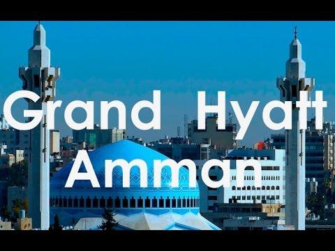 Grand Hyatt, Jordan - Amman | Exploramum