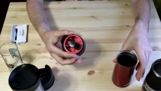 Обзор термокружек Contigo  и питьевой бутылки