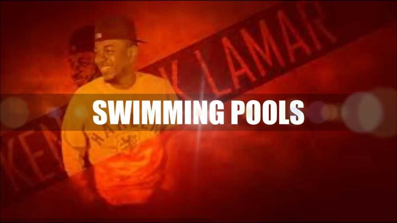 Kendrick lamar swimming pools drank with on screen - Swimming pools kendrick instrumental ...