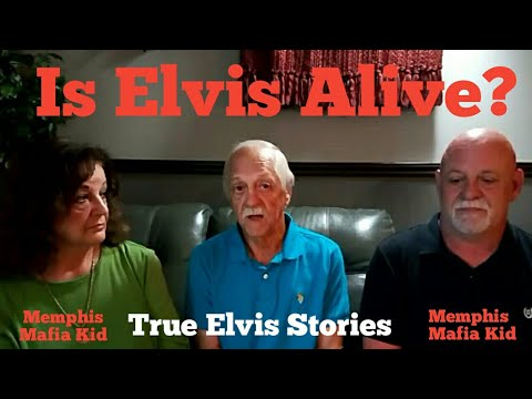 Is Elvis Alive?