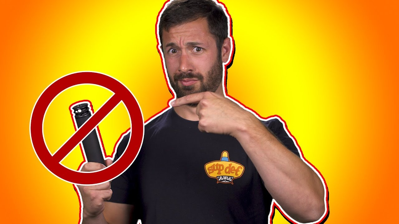 New Suppressor Laws 2019 The Silencer Ban of 2019!   The Legal Brief   YouTube