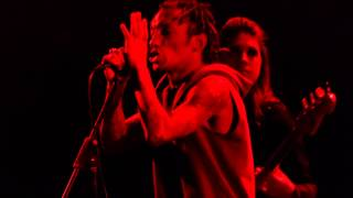 Tricky Tribal Drums and Puppy Toy @ Rock en Seine 2013