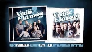 Jenni Vartiainen - Lautturi (Uudet Vain elämää -albumit nyt kaupoissa ja Spotifyssa!)