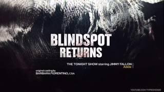 Промо Слепая зона (Blindspot ) 1 сезон 11 серия