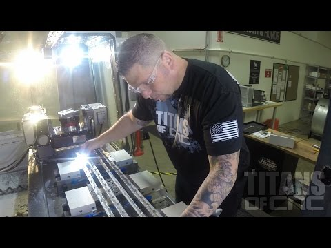 Learn Titan's Fixture Strip Technique - CNC Machining Education