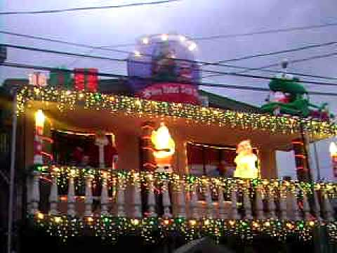 Casa adornada de navidad youtube - La casa de la navidad ...