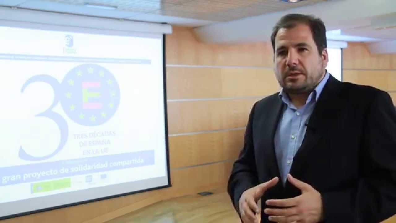 Ignacio Molina en 30 años de España en la UE