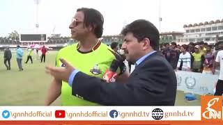 Pakistan ko shoaib akhtar jaisa fast bowler mil gaya shoaib akhtar ne khud us ki tareef ki