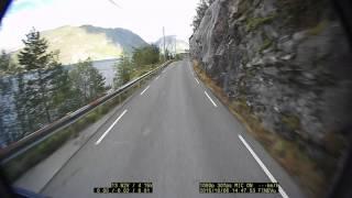 Norway. Rv 551 near Odda