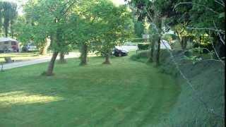 camping les tournesols 3* 72140 le Grez à 2 km d'un lac