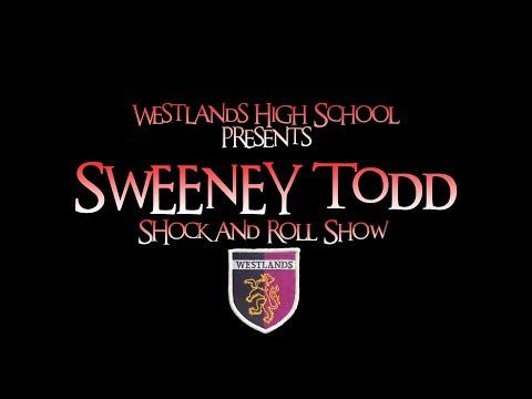 SweeneyTodd - Shock and Roll Show - Westlands High School - 1989