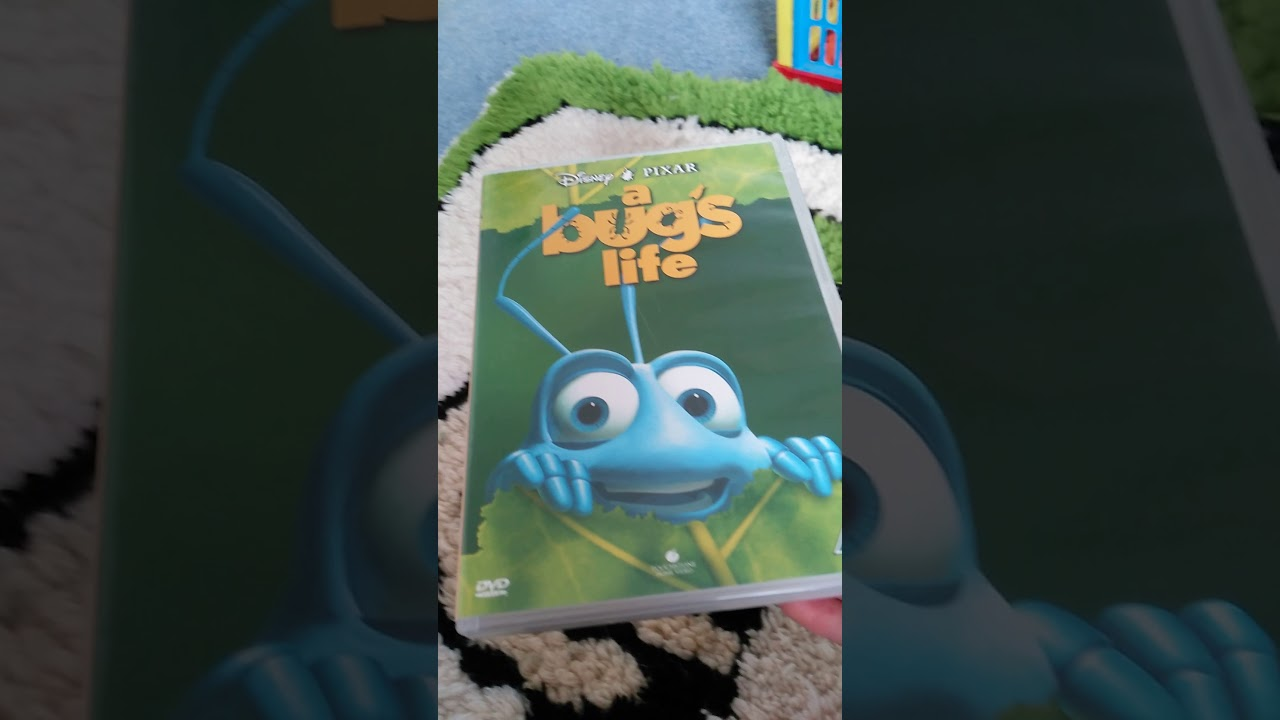 Antz And A Bug S Life Dvd Reviews Youtube