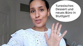 Tunesisches Dessert und Büro in Stuttgart | Familienalltag | Donislife