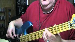 "To Download Bass Notes & Tablature: http://bit.ly/Sv9LpW ""Wish I Ha..."